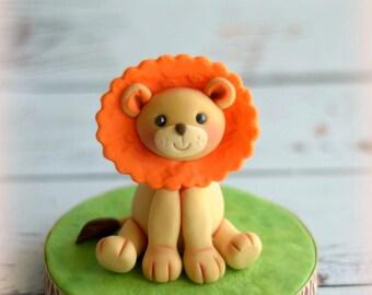 Fondant Giraffe Cake Topper Giraffe Cake Topper Baby Cake