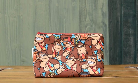Donkey Kong Large Bag