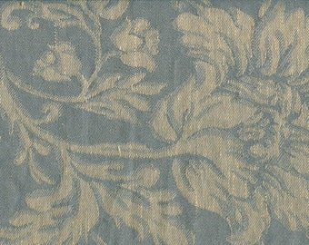 Dark Gray FABRIC by the yard for tablecloths - made in Europe