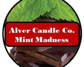 Handcrafted Simmering Granules (Mint Madness) Alver Candle Company
