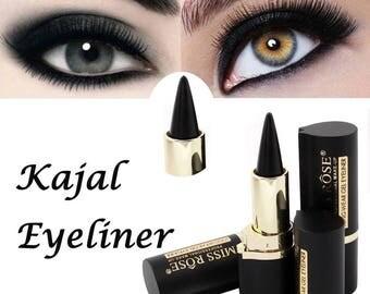 Makeup Waterproof Black Eyeliner Gel Professional Natural Make Up Eyes Tattoo Eyeliner Stickers