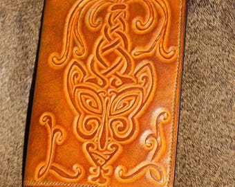 Grimoire leather A5 size