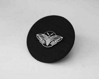 The Metamorphosis Enamel Pin