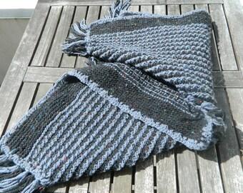 Pretty baby blanket wool