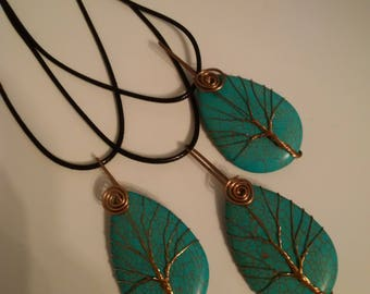 Tree of life Pendent necklace