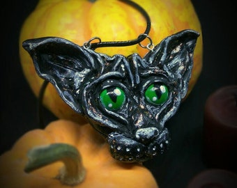 Sphynx Cat pendant
