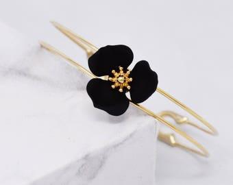 Garden Party Cuff Bracelet