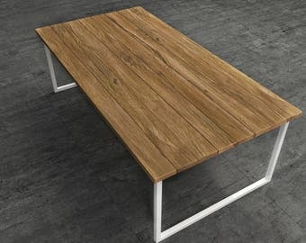 Coffee table Basic Två - 125x65x41cm