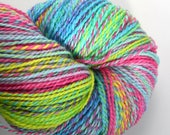 Ice Dreamer - Original Fingering - BFL Hand-Dyed Yarn