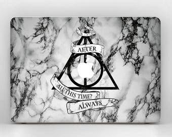 Harry Potter Harry Potter Skin MacBook Marble MacBook Skin MacBook Pro Laptop Case MacBook Decal MacBook Air Harry Potter MacBook MacBook