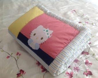 Baby Patchwork quilt, Baby Blanket, Quilt Baby