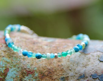High tide - beaded bracelet