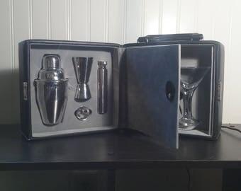 Vintage Martini Set
