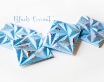 Black Coconut Wax Melts (6.7 Oz.) - Tropical Scented Wax Melts - Scented Wax Melts - Handmade Wax Melts - Hand Poured Wax - Wax Melts