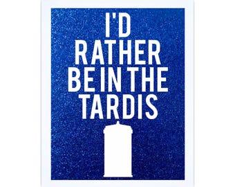 TARDIS Sign
