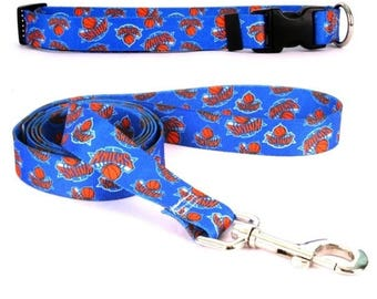 New York Knicks Collar and/or Leash
