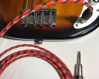 Retro Instrument Guitar Cable