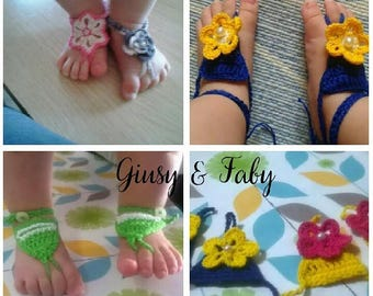 thongs anklet toddler