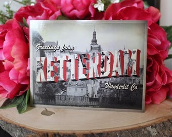 Ketterdam | TWO Six of Crows inspired postcards