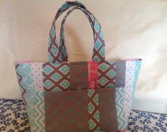 Custom Handmade Tote Bag