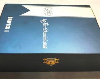 Branded Cigar Box