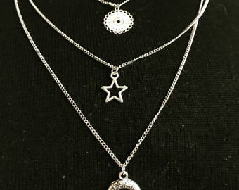 Necklace sarah
