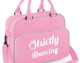 iLeisure Girls Strictly Dancing Dance/Kit Bag.