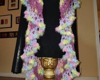 Crochet Circle Vest Size Medium