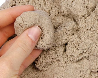 Natural Kinetic Sand!!!