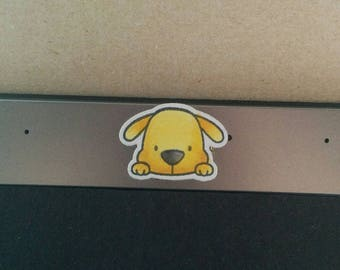 Cute Dog webcam cover !Custom!