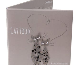 Cat Food Card Pack