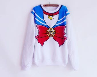 Sailor Moon Manga Sweater!