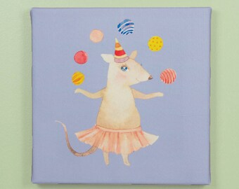 Juggling Mouse