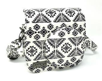 Lavosi - Tribal pattern - Cute Fujifilm Instax Mini 8 camera case - photographer gift