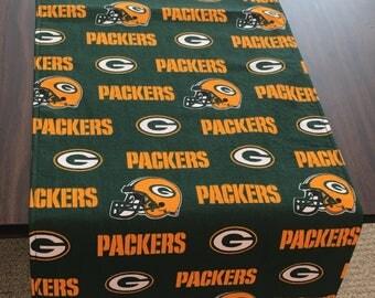 NFL Table Runner - Green Bay Packers
