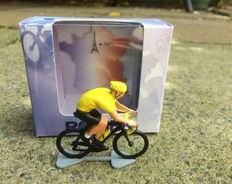 Tour de France mini cyclist model