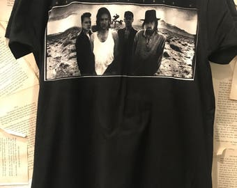 U2 joshua tree tour tee