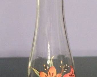 Lovely Hand Painted Flower Vase