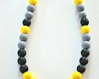 (Infant) silicone necklace
