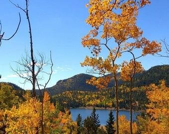 Photo of a Colorado Lake