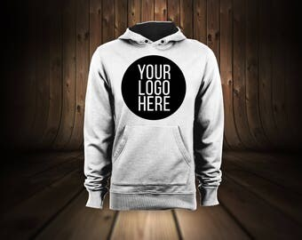 Custom/ Your Own Logo Design Hoodie