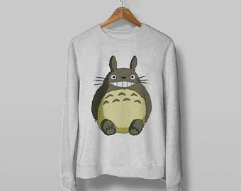 Totoro sweater | Etsy CA