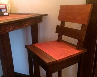 Bar Chair, High Top Stool, Tall Chair