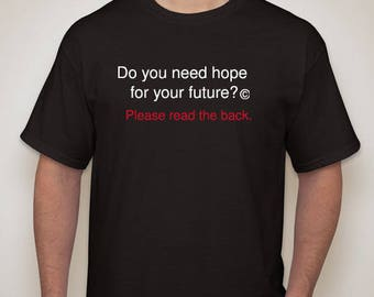 Do you need hope for your future?