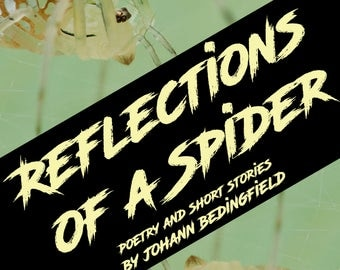 Reflections of A Spider-  poetry & prose