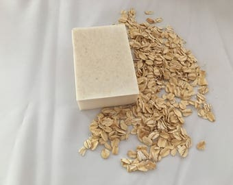 Honey oatmeal bar soap