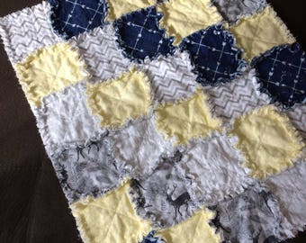 Custom Made Baby Quilts