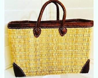 Oblong Basket - 'Capri'