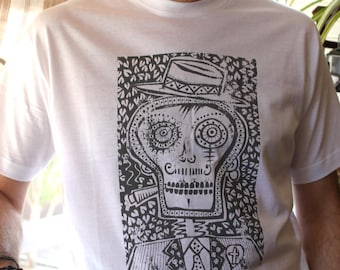 T-Shirt CALAVERA/White