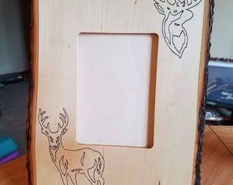 Deer Photo Frame